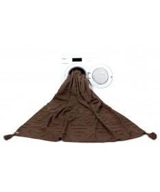 Dywan bawełniany Tribu Soil Brown M