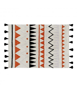 Dywan Bawełniany Azteca Natural Terracota