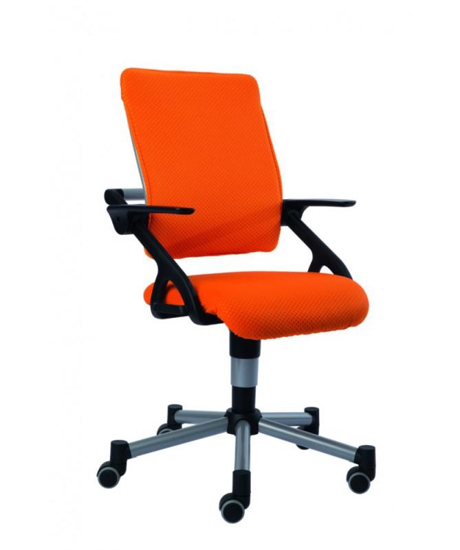 Krzesło regulowane Tio pomarańczowe