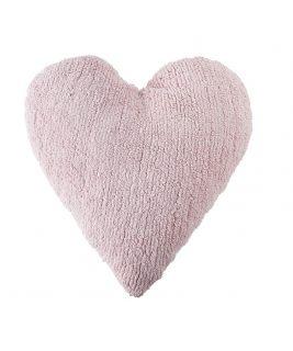 Poduszka Heart Pink, Lorena Canals