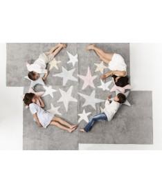 Poduszka Star Blue, Lorena Canals