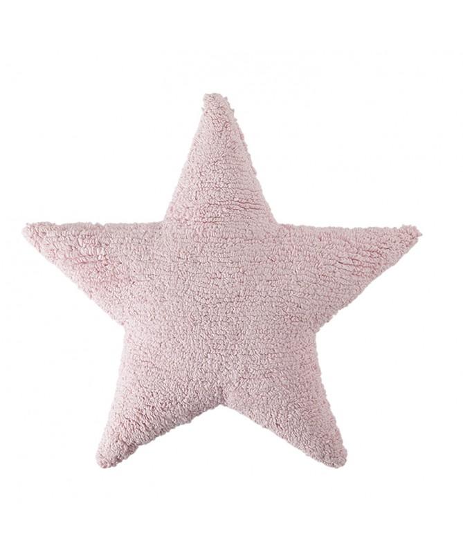 Poduszka Star Pink, Lorena Canals