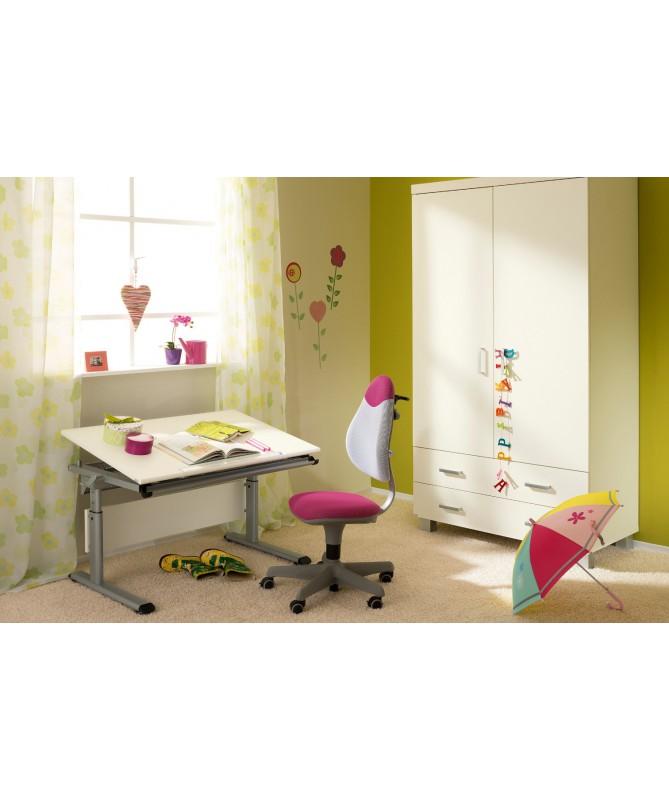 biurko paidi marco 2 120 ecru. Black Bedroom Furniture Sets. Home Design Ideas