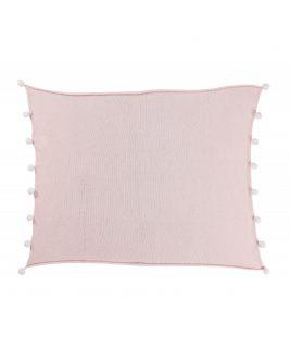 Kocyk niemowlęcy Bubbly Soft Pink,  Lorena Canals