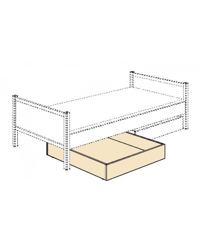 Pojemnik 1/2 do łóżko PAIDI SOPHIA