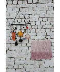 Dekoracja na ścianę Wall Hanging Galaxy