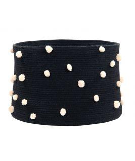 Kosz Basket Pebbles Black