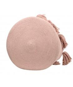 Kosz Basket Tassels Vintage Nude