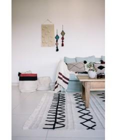 Dekoracja na drzwi Door Hanger ASSA, zestaw 4 szt. 100% bawełna 50x8cm,  Lorena Canals