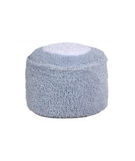 Pufa Marshmallow Round Light Blue
