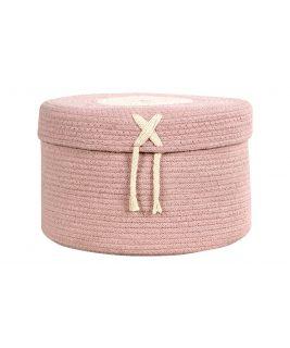 Basket Candy Box Vintage Nude