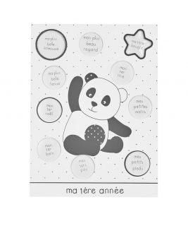 Ramka na zdjęcia mój pierwszy rok życia Panda CHAO CHAO