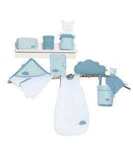 Ręcznik kąpielowy- kolor miętowy LILY MINT