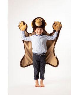 Przebranie dla dziecka - dywan Małpa, Wild&Soft