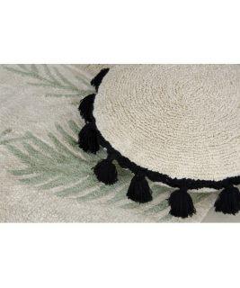 Poduszka Cushion Circle Black