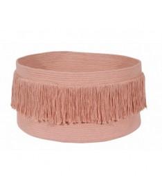 Kosz Basket Fringes Sahara Nude