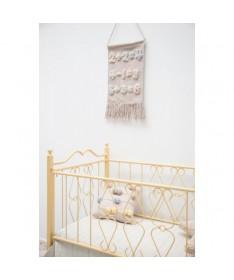 Dekoracja na ścianę Wall Hanging Baby Numbers