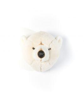 Trofeum biały miś Basile, Wild&Soft