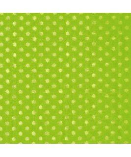 Limonkowa Poduszka na kontenerek TABLO Paidi