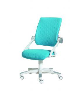 Krzesło regulowane YVO niebieskie Paidi