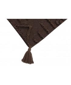 Dywan bawełniany Tribu Soil Brown XL