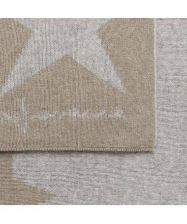 Koc wełniany Manta Grey/Linen