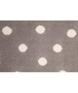 Dywan Akrylowy Dots Dark Grey/Nude G
