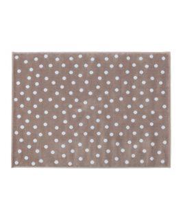 Dywan Akrylowy Dots Dark Grey/New Blue G