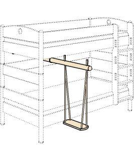 Huśtawka do łóżka Varietta 155cm PAIDI