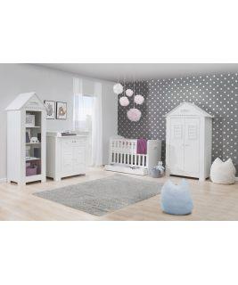 Zestaw mebli dla niemowlaka Marsylia PINIO