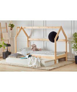 Zesatw dla juniora łóżko Domek Pinio