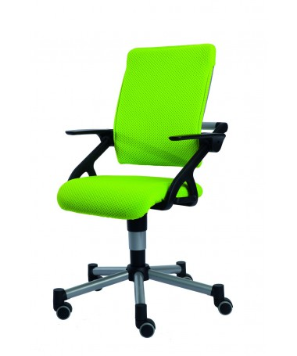 Krzesło regulowane Tio SITNESS limonkowe PAIDI