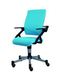 Krzesło regulowane Tio SITNESS lazurowy niebieski PAIDI