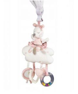 Zabawka edukacyjna z klipsem Lilibelle