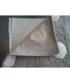 Podkład lateksowy do dywanu, 140x200, Lorena Canals