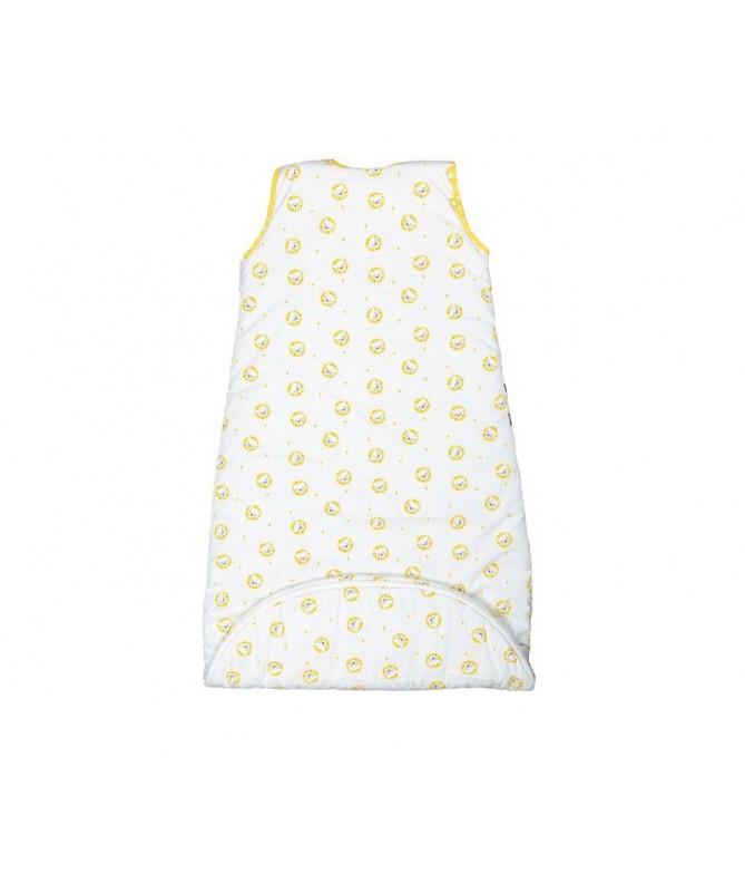 Large adjustable winter sleeping bag PLUCHE ET POMPON
