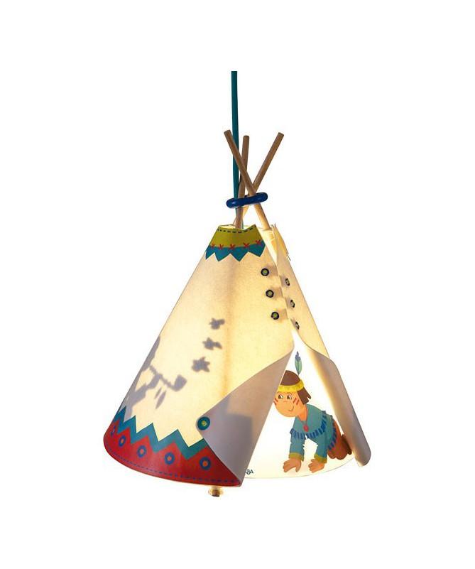 Lampa wisząca Mały Wódz Haba