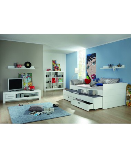 Łóżko CABIN 90x200cm Fiona PAIDI