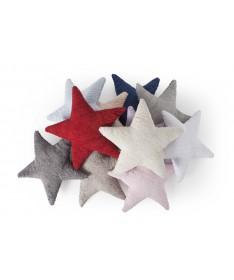 Poduszka Star White, Lorena Canals