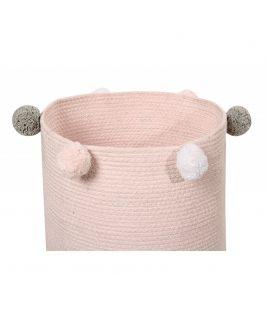 Kosz Bubbly Pink,  Lorena Canals