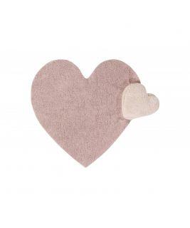 Dywan Bawełniany Puffy Love Nude, Lorena Canals
