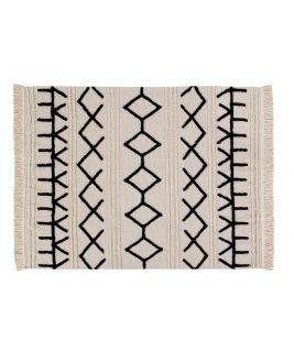 Dywan Bereber Canvas, 100% bawełny, do prania w pralce, 170x240 cm Lorena Canals
