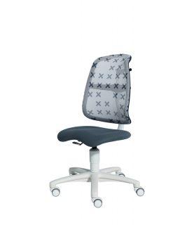 Krzesło regulowane SINO X-grey/grey