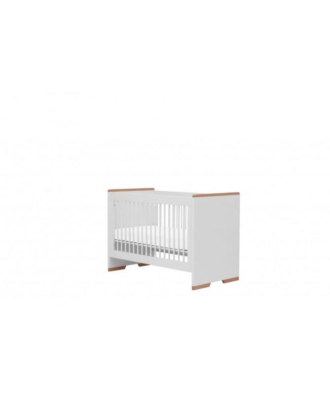 Łóżeczko 120x60 cm Snap PINIO