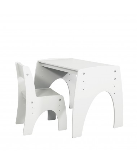 Krzesełko Białe Klips PINIO