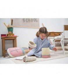 Poduszka bawełniana Knitted Cushion Eraser
