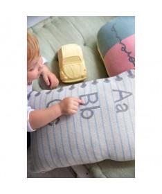 Poduszka bawełniana Knitted Cushion Notebook