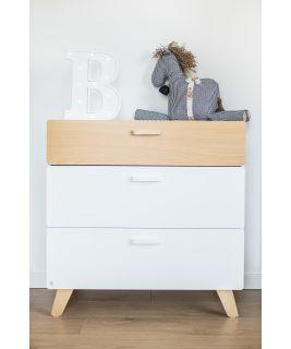 Hoppa komoda 3-szuflady Bellamy