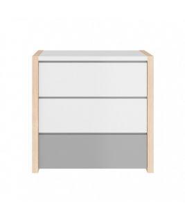 Komoda 3-szuflady PINETTE Bellamy