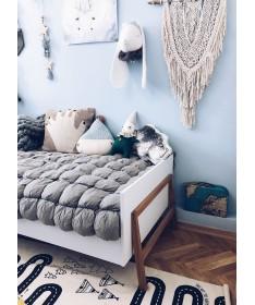 Łóżko 80x160 LOTTA WHITE Bellamy